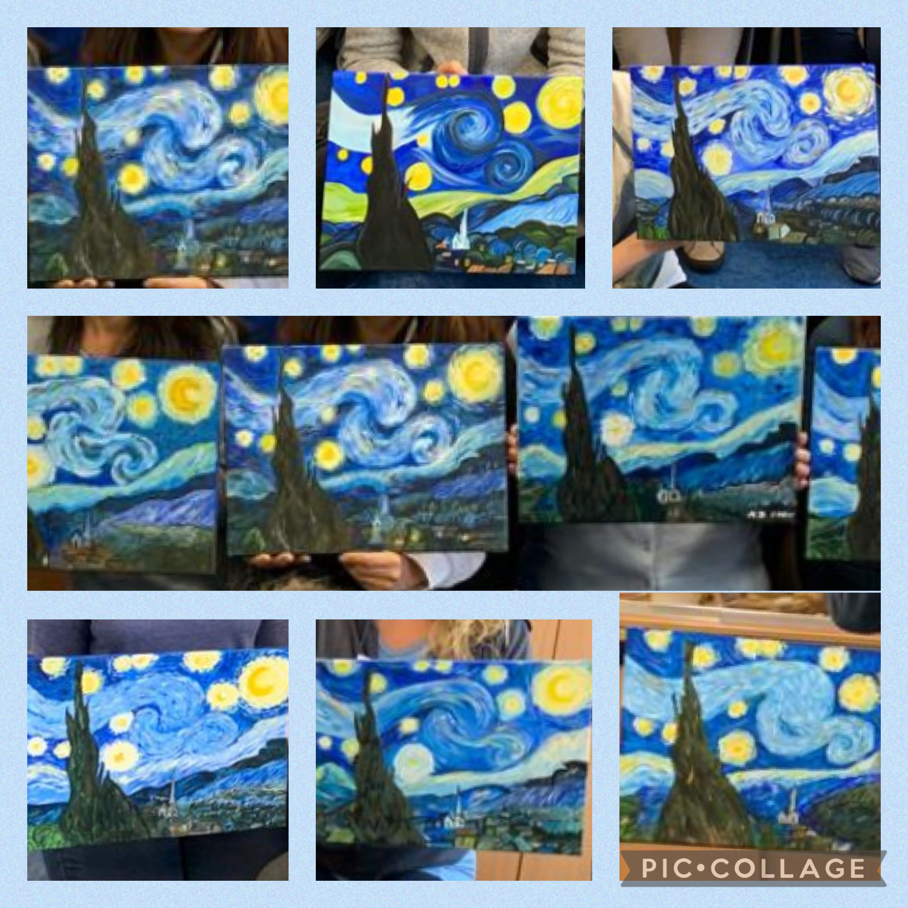 Workshop Van Gogh